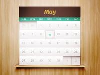 Ios app calendar