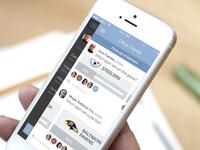 Propt iPhone App