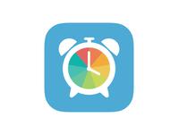 Temp Clock Icon