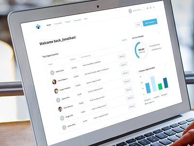 iSelect Dashboard updates ux ui invest finance statistics graph chart analytics notch wip dashboard