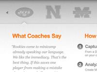Coach Testimonials