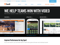 Hudl Home Page