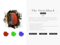 Product Card - Backpack