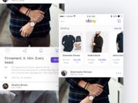 Ebay redesign conecept