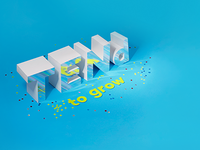 Agency 10th Anniversary Wallpaper concept