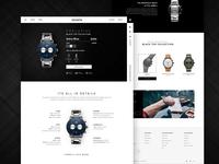 MVMT - Watch Store Redesign