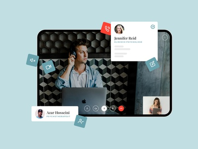 BloomUp.org – Teleconsultations mobile app mobile ui mobile messaging appointment doctor appointment doctor consultant chat audio call ui ux typography app ehealth teleconsult