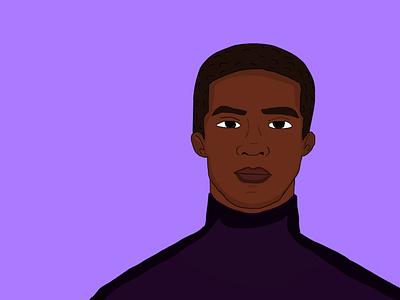 Random character branding icon design vector illustration animation 2d character animation 2d character