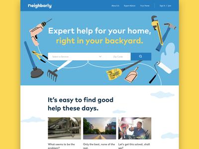 Neighborly Site Design