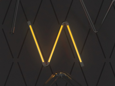 Brand concept concept abstract visual 3dsmax vray 3d branding logo