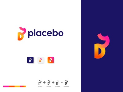 P+B+D MODERN LETTER LOGO logotrend2021 bestlogo logos logoprocess creativelogo letterlogo modernlogo startup logoconcept logoprofesional logoinspire logoideas logoawesome