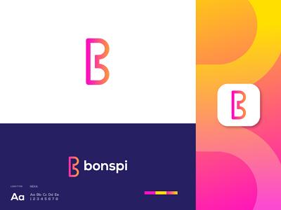 B+P MODERN LOGO logotrend2021 brand identity logotoday colorfulogo gradient modernlogo bestlogo startup logoconcept logoprofesional logoinspire logoideas logoawesome