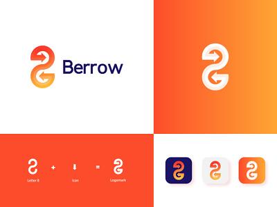 B Modern logo b letter logo creative logo lettermark colorfulogo gradient branding modernlogo design bestlogo logoconcept startup logoprofesional logoinspire logoideas logoawesome