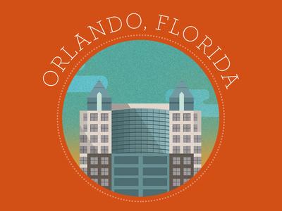 Orlando Florida Suntrust Building