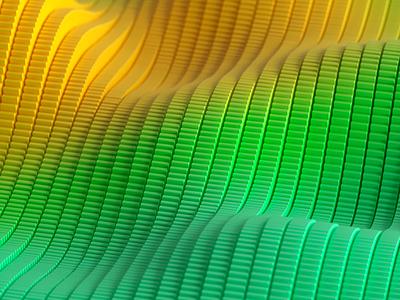 explore corn illustration inspiration render c4d macro geometry pattern