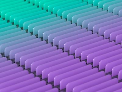 toaster illustration inspiration render c4d macro geometry pattern