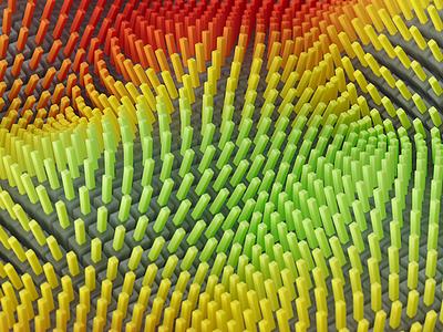 waves (alt) illustration inspiration render c4d macro geometry pattern