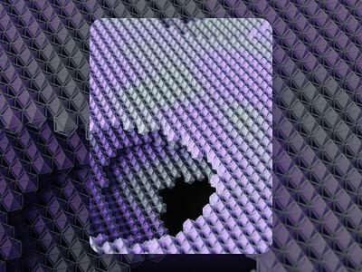 D20s geometry macro c4d render inspiration illustration polygons polyhedrons