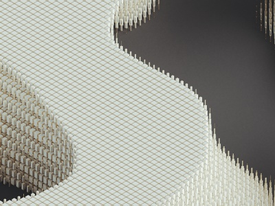 Edifice cinema4d abstract pattern 3d geometry inspiration illustration render c4d