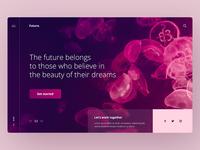 Website design - Future