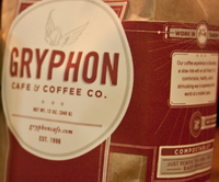 the front of gryphon...