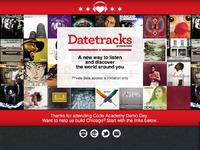Datetracks