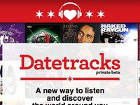 Datetracks
