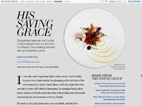 His saving grace copy