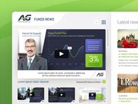 AG Insurance Video Dash