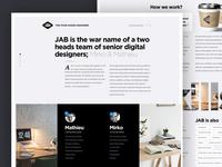 JAB Website
