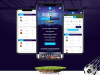 Bloggy Foot Behance Cases