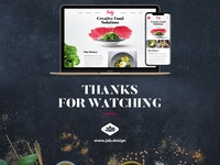 Foody website
