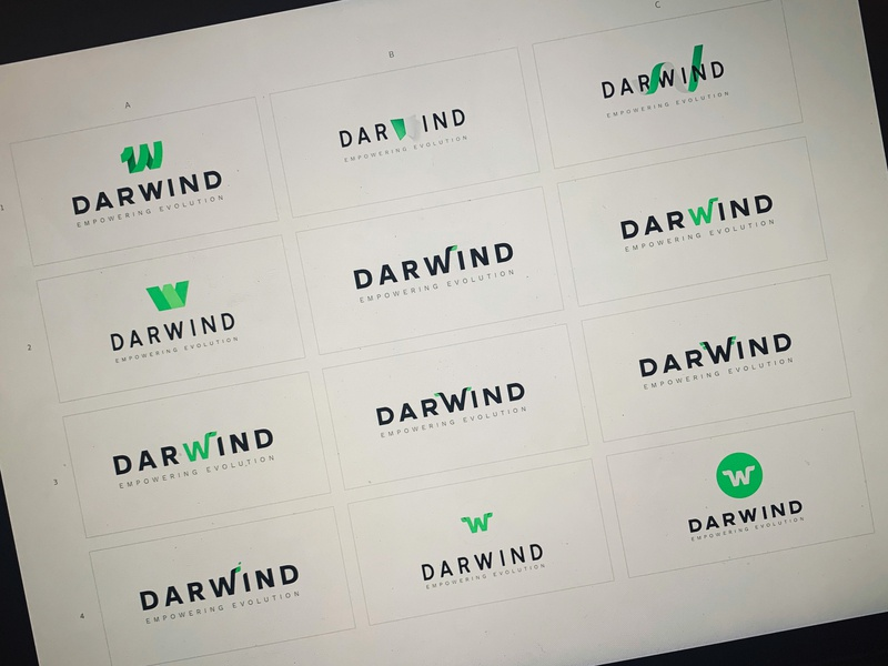 DarwinD Logo type flat brussels typography vector shot icon illustration branding webdesign ui design logo graphic design