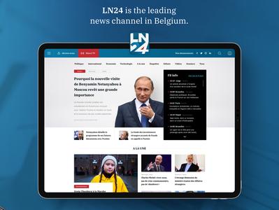 LN24 is online!