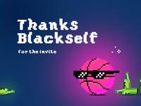 Thanks @BlackSelf for the invite