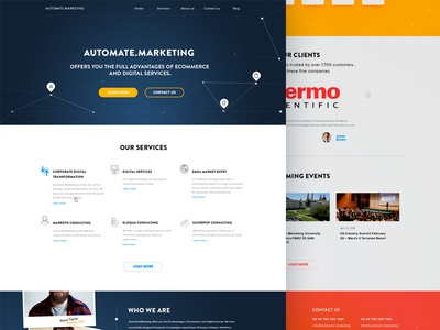 Automate Marketing service V2