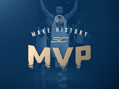 Steph Curry MVP