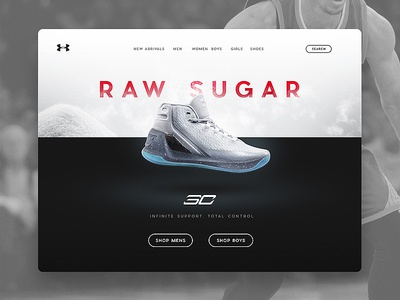 Curry 3 UI