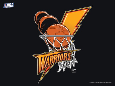 Golden State Warriors golden state warriors sports illustration adidas nike throwback steph curry basketball nba