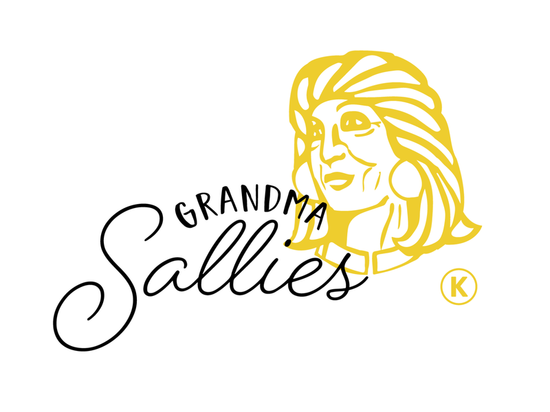 Grandma Sallies family recipe grandma