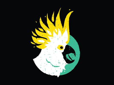 Flaming Cockatoo