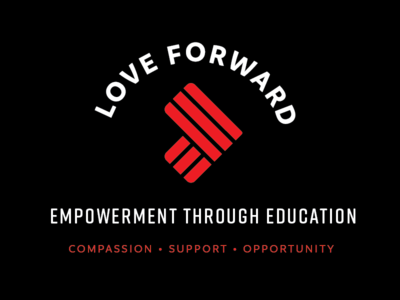 Love Forward heart love education nonprofit
