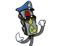 Stoplight Traffic Cop