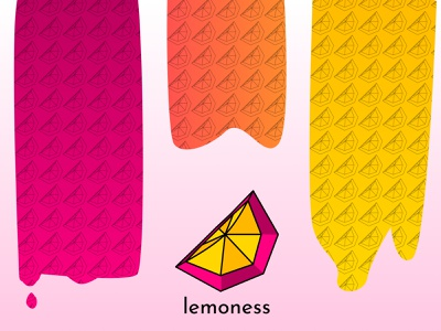lemoness logo ui