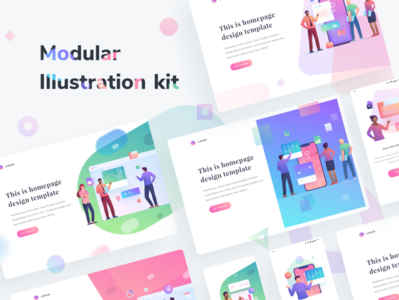 Modular Illustration Kit