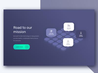 TartugaAgTech Website redesign