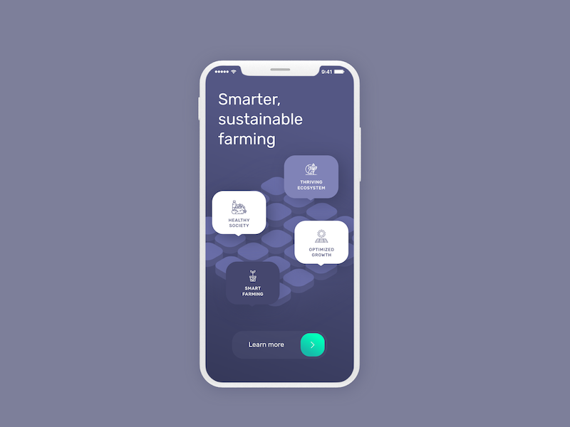Tartuga AgTech mobile interfaces web design ux ui tartugaagtech robotics machine learning automation agtech agriculture