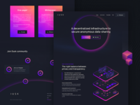 Dusk.network page