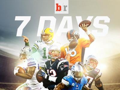 """NFL """"7 Days"""" Social Image"""