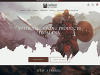 Heathen By Nature website new look!
